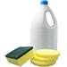 Detergent vase