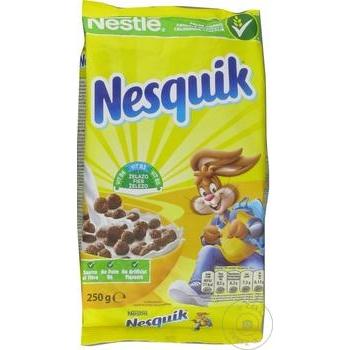 Cereale Nesquik Nestle 250g - cumpărați, prețuri pentru Metro - foto 3