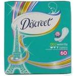 Ежедневные гигиенические прокладки Discreet Waterlily 60шт