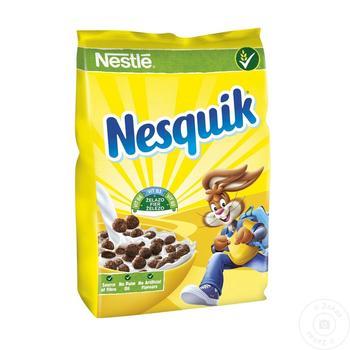 Cereale Nesquik Nestle 500g - cumpărați, prețuri pentru Metro - foto 1