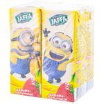 Nectar de banane/capsune Jaffa 4 x 0,2l