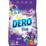 Стиральный порошок Dero Levander для ручной стирки 1,8кг