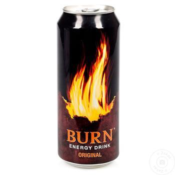 Bautura energizanta Burn Original 3+1 0,25l x 4buc - cumpărați, prețuri pentru Metro - foto 2