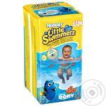 Подгузники для плаванья Huggies Little Swimmers 3-8кг 12шт
