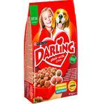 Hrana uscata pentru caini Purina Darling vita/legume 10kg