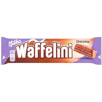Milka Waffelini 31г - купить, цены на Метро - фото 1
