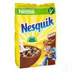Cereale Nesquik Duo Nestle 460g