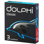 Презервативы Dolphi Classic 3шт