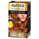 Vopsea de par Syoss Oleo Intense 7-70 mango aurie