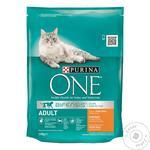 Корм сухой для кошек Purina One 200г