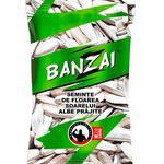 Семена подсолнечника Banzai белые жареные соленые 70г