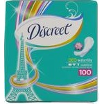 Ежедневные прокладки Discreet Deo Waterlily 100шт