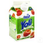 Йогурт Yoli персик 500г