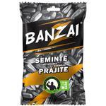 Семена подсолнечника Banzai жареные соленые 120г