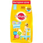 Hrană uscată pentru câini Pedigree Junior 13kg