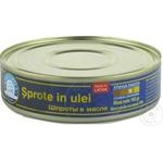 Sprote in ulei Ventspils 160g