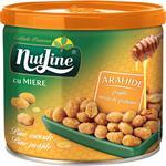 Arahide prajite cu miere Nutline 135g