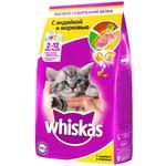Корм для кошек Whiskas Junior 1,9кг