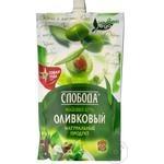 Maioneza Sloboda Olive 67% 400ml - cumpărați, prețuri pentru Metro - foto 1