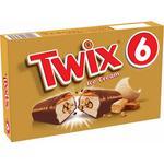 Мороженое Twix упаковка 6шт x 40г