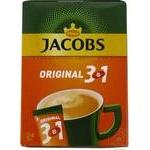 Кофе растворимый Jacobs Monarch 3в1 24x12г