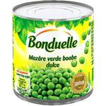Mazare verde Bonduelle 400g