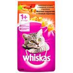 Корм для кошек Whiskas говядина/баранина 1,9кг