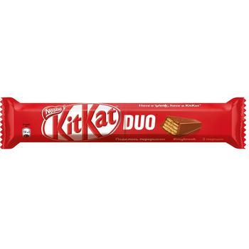 Шоколадный батончик Kit Kat King Duo 58г - купить, цены на Метро - фото 1