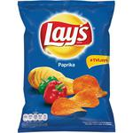 Чипсы Lays со вкусом паприки 60г