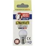 Светодиодная лампа Smd 6Вт E27 4200K 480Lm (Шар)