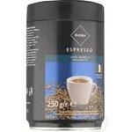 Cafea macinata Rioba Platinum in cutie metalica 250g