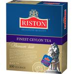 Ceai negru Riston Finest Ceylon 100buc