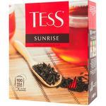 Ceai Tess Sunrise negru in plicuri 100x2g