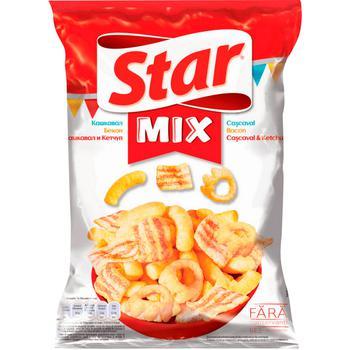 Снеки Star mix со вкусом сыра 90г - купить, цены на Метро - фото 1