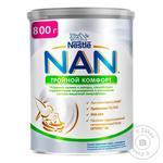Детская молочная смесь Nestle Triple Comfort 800г