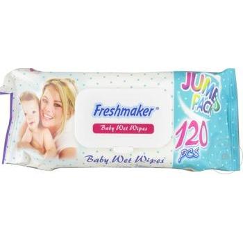 Servetele umede Freshmaker Jumbo 120buc - cumpărați, prețuri pentru Metro - foto 5