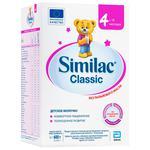 Formula de lapte Similac Clasic Nr. 4 600g