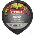 Форма для выпечки круглая металл Pyrex Magic 26см