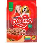 Hrană uscată pentru câini Darling 3kg