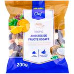 Mix fructe uscate tropic METRO Chef 200g
