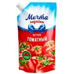 Кетчуп Мечта Хозяйки томатный 380г