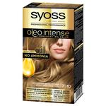 Vopsea de par Syoss Oleo Intense 7-10 blond natural