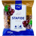 Stafide brune METRO Chef  200g