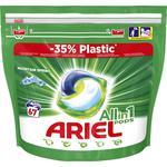 Капсулы для стирки Ariel Spring 67шт