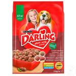 Корм для собак Darling 3кг