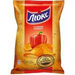 Chips Lux cu gust de ardei 133g