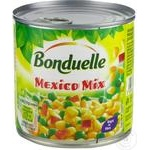 Ассорти овощное Mexic Bonduelle 340г