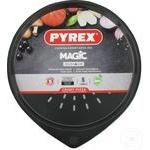 Форма круглая для пиццы Pyrex Magic 30см