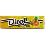 Жевательная резинка Dirol тропический 13,6г