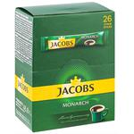 Кофе растворимый Jacobs Monarch 26x1,8гр